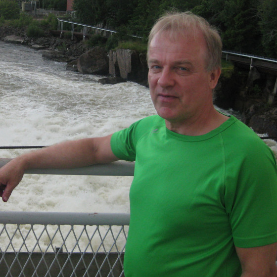 Veli-Matti Värri, Ph.D.