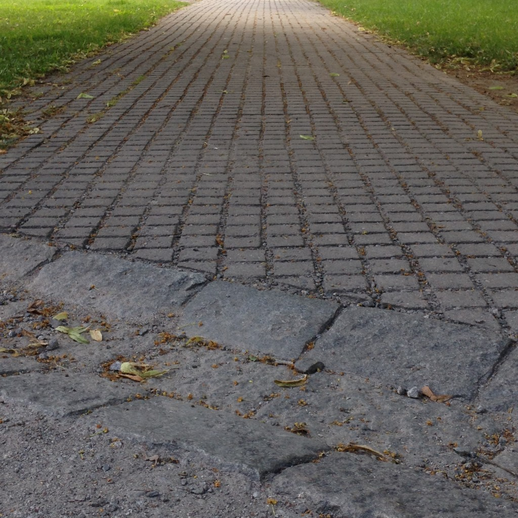 A special shortcut. (Erityinen oikopolku.)